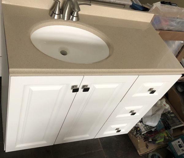 Bathroom Vanity Sink 36 For Sale In Chicago Il Offerup