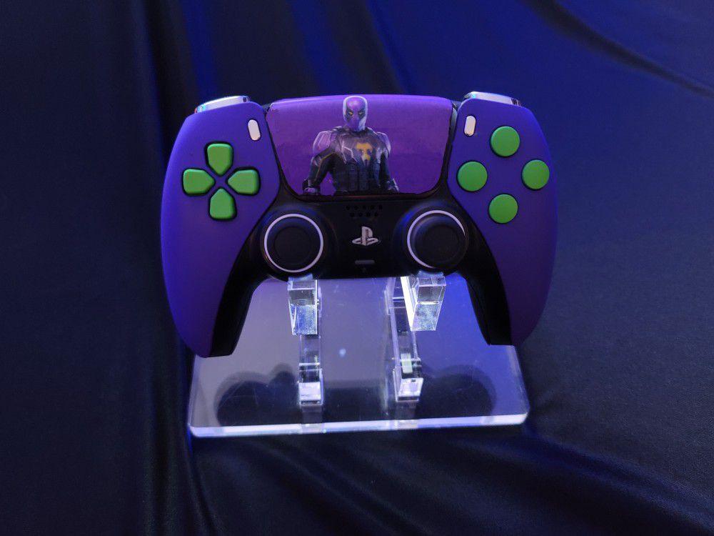 PS5 Dualsense Controller *Miles Morales  - Prowler*