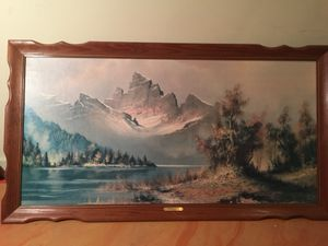 Mountain Peaks by Wilmer for Sale in St. Louis, MO