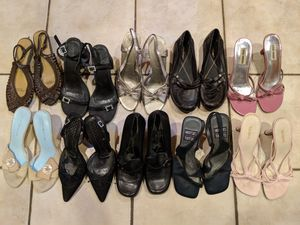 Women's shoes $5 each for Sale in Fairfax, VA