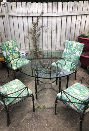 new and used patio furniture for sale in charleston, sc