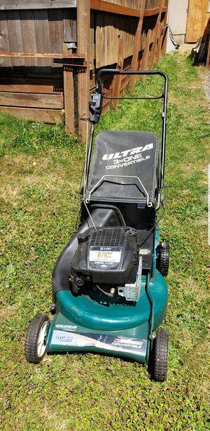 Photo Murray self propelled lawn mower!