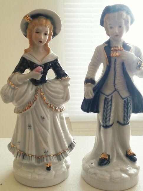 Vintage Ceramic Figures