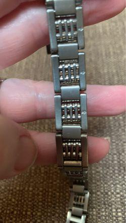 Men's stainless steel bracelet Thumbnail