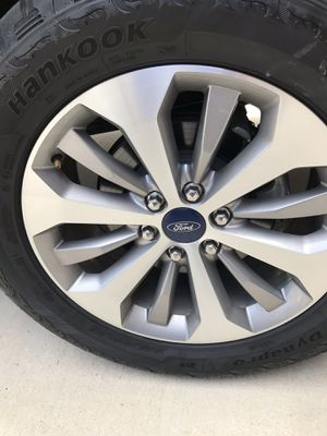 Rims And Tires For Sale In San Antonio Tx Offerup