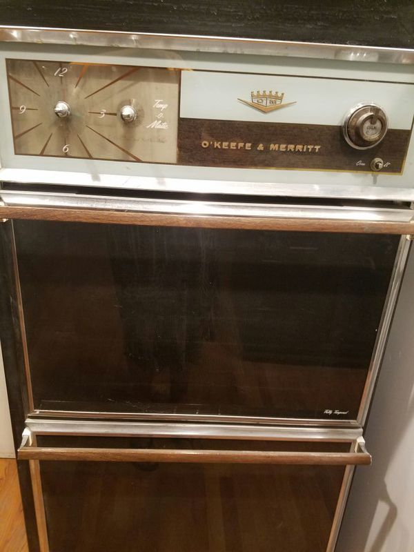 O Keeffe Merritt 24 Wall Oven And Stove Top For In Pico
