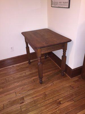 Oak table. for Sale in Alexandria, VA