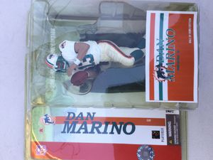 Dan Marino Miami Dolphins custom action figure for Sale in Downey, CA