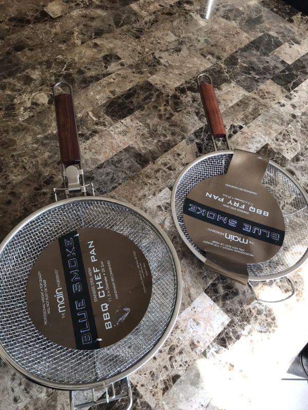 Smoke pan everyday