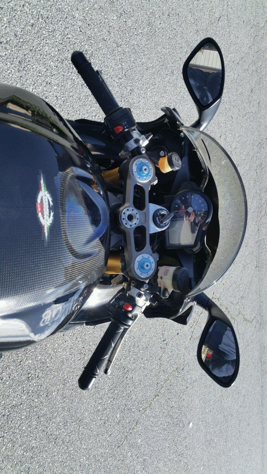 2004 Aprilia RSV1000 NERA. 1200 miles. 1 of 200 made. all Carbon fiber. OHLINS suspension. Magnesium Wheels, triple clamp, cases. $12,000 Best offer