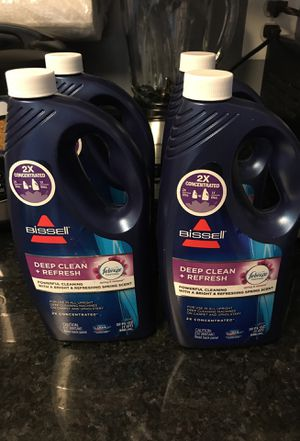 Carpet/rug concentrated cleaning liquid for Sale in Gaithersburg, MD