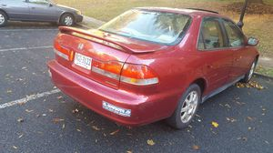 2002 Honda Accord , the engine and transmission changed with 120,000 miles new tires on it so its good for parts for Sale in Annandale, VA