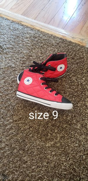 Photo Toddler Converse Sneakers
