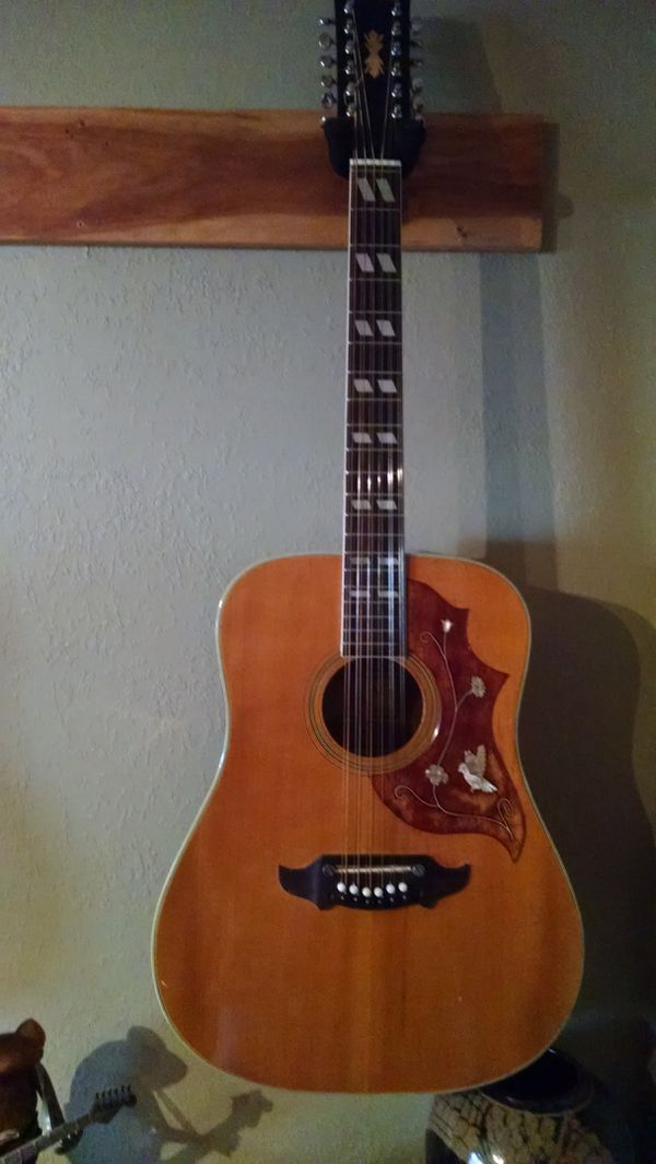 Ventura Bruno V 24 Lawsuit Guitar Hummingbird Gibson Copy For Sale