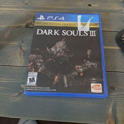 Dark Souls 3 PS4 Thumbnail