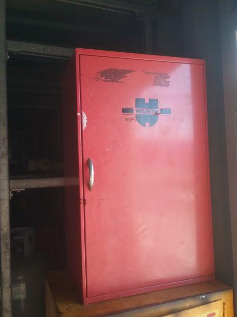 Wurth Storage Cabinet