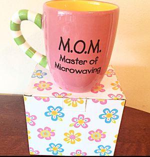Mom Acronym Mug ( Pink) for Sale in Falls Church, VA