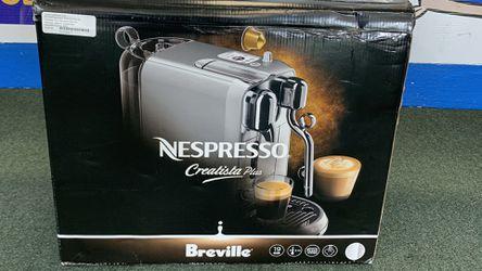 Brevile Creatista Espresso Machine  Thumbnail
