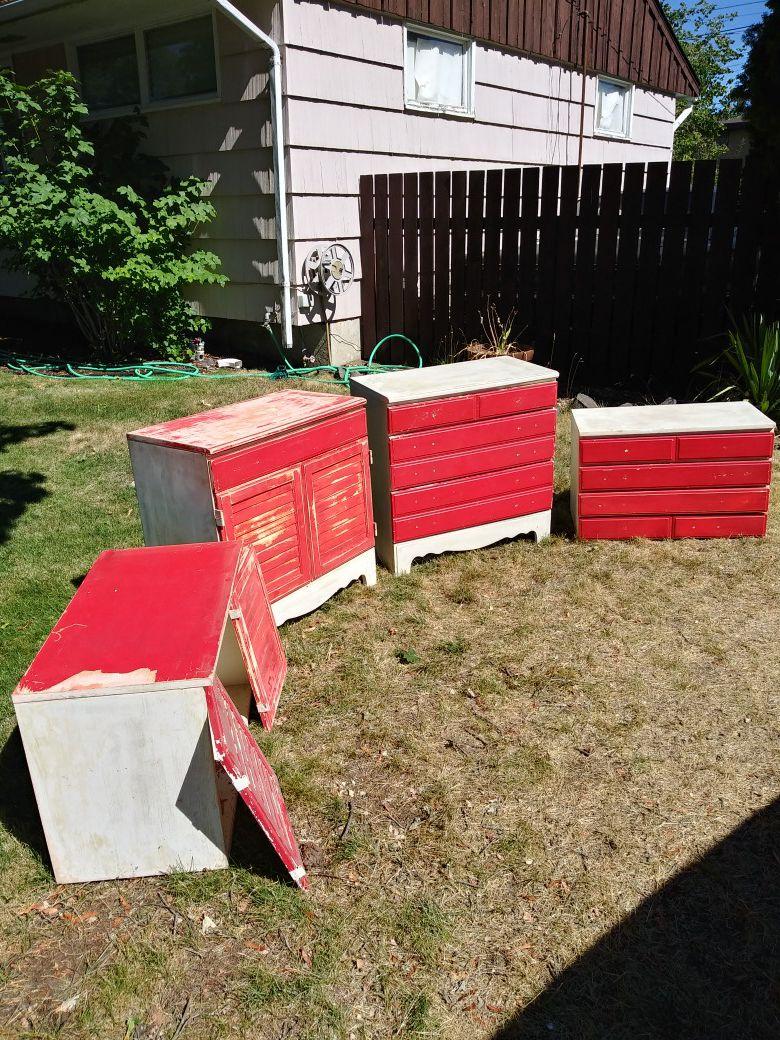 Dresser Restoration Project