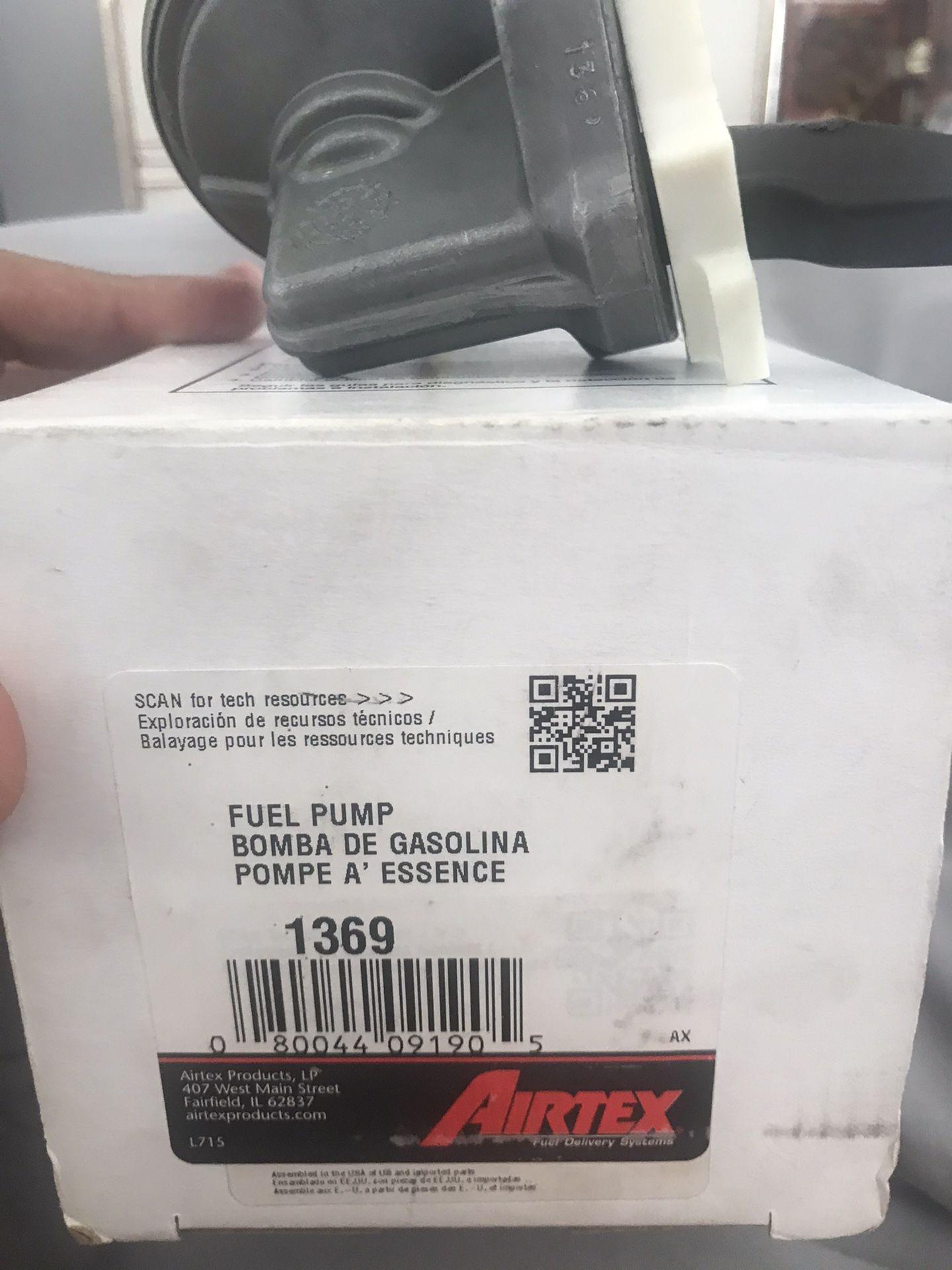 Fuel pump honda civic 1984-1987