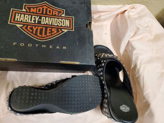 Harley Davidson wedges Thumbnail