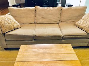 Light Brown Couch Set for Sale in Washington, DC