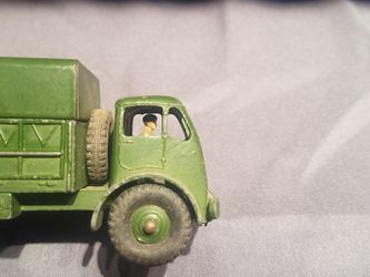 Dinky Toys Military Army 10 Ton Truck #622 Diecast metal toy Vintage Thumbnail
