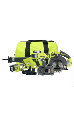Ryobi tool kit for Sale in Lake Mary, FL