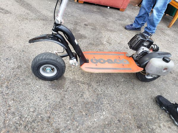 GoPed GTR 46 Trail Ripper 46cc Go Ped Scooter Moped for Sale in Oakland, CA  - OfferUp