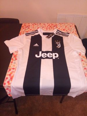 Ronaldo 18-19 jersey size lg for Sale in MONTGOMRY VLG, MD