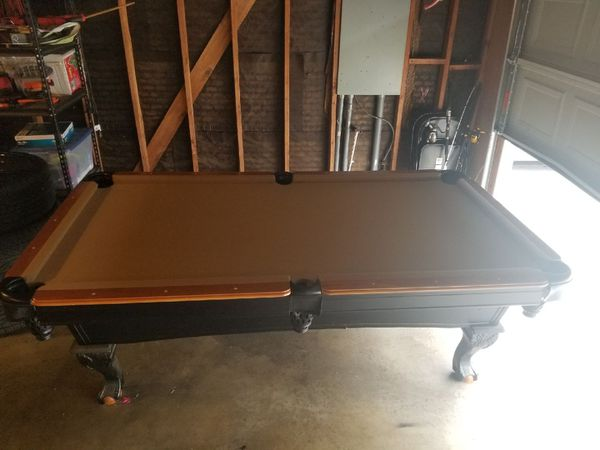 Minnesota Fats Covington Billboard Pool Table For Sale In - Minnesota fats covington billiard table