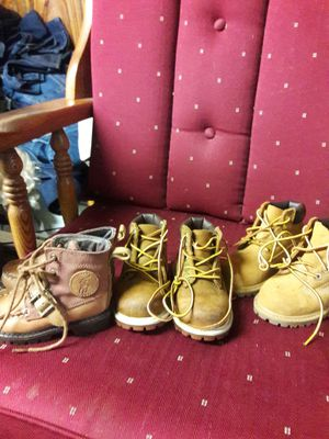 Kids timberland for Sale in Boston, MA
