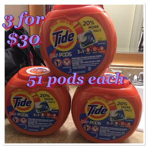 Tide pods bundle for Sale in San Diego, CA