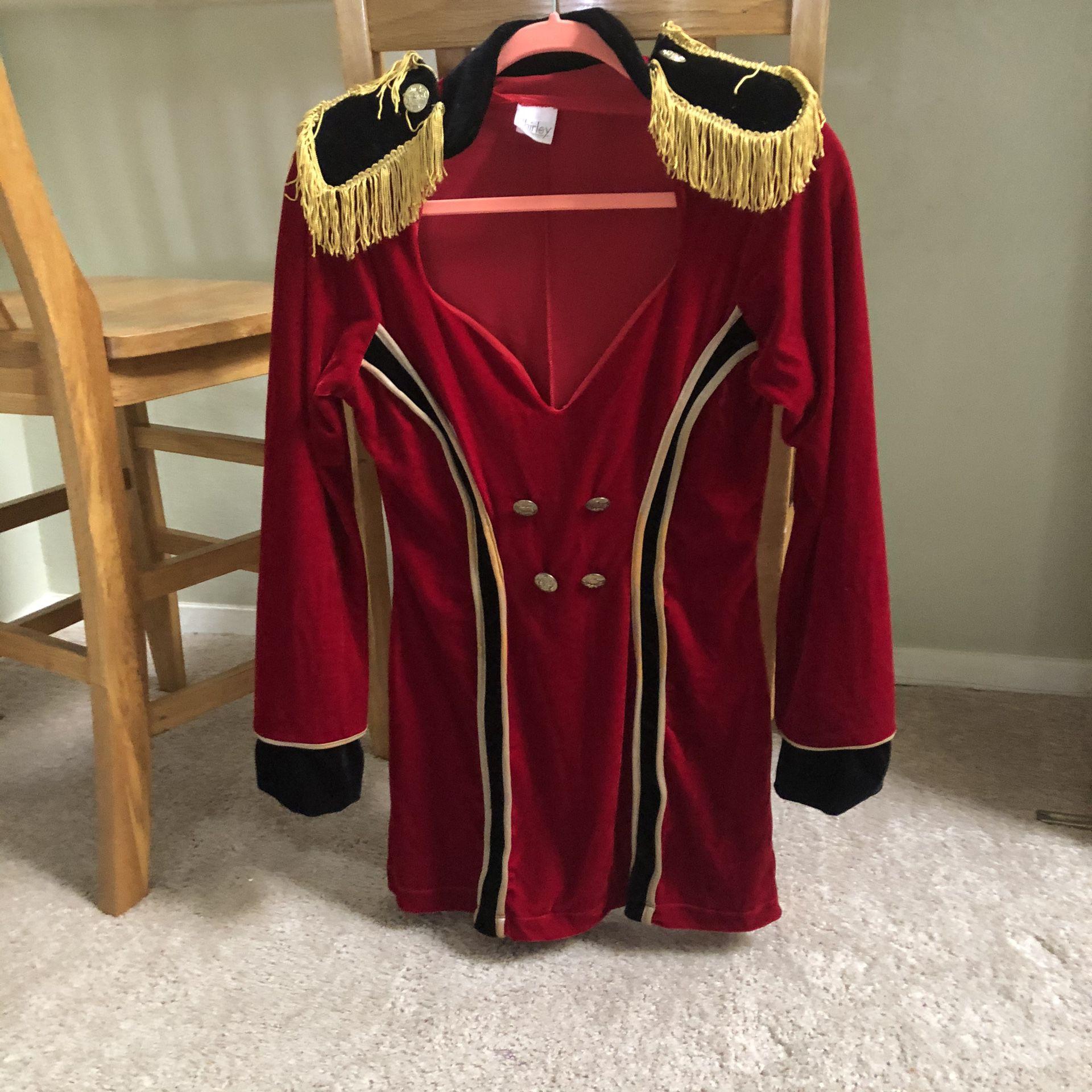 Royal Guard Ladies Costume