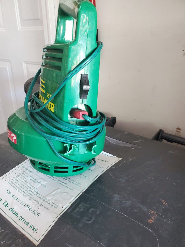 2510 Weed Eater Electric Leaf Blower