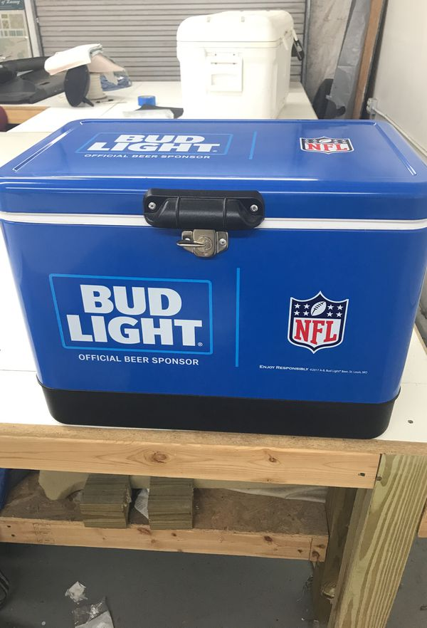 Brand new bud light cooler for Sale in Richmond Hill, GA - OfferUp