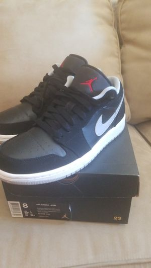 Mens air jordan 1 low for Sale in Boston, MA
