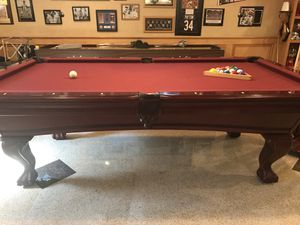 Clear Acrylic Billiard Balls For Sale In West Chicago IL OfferUp - Thomas aaron pool table