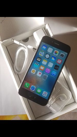 iPhone 6,,Factory Unlocked Excellent Condition for Sale in Springfield, VA
