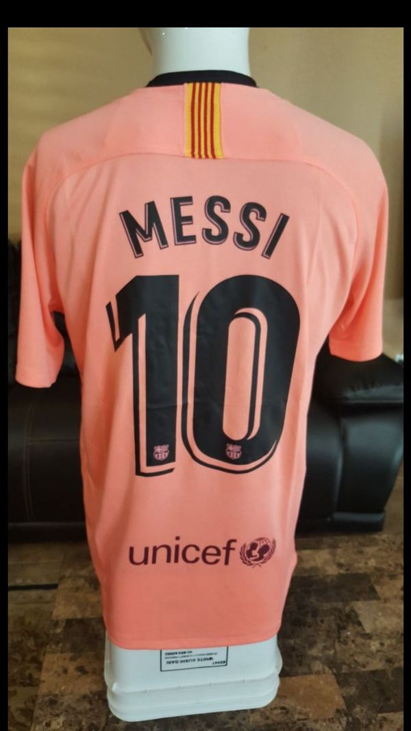 e3a8ece30 NIKE 2018 19 Third BARCELONA MESSI 10 sizes ( L