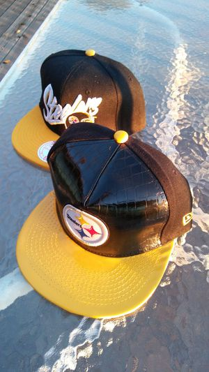 STEELERS Snapback Hats (new) for Sale in Arvada, CO