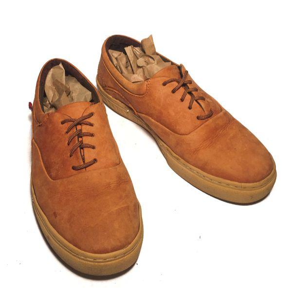 Olibertè Free Trade Leather Sneakers