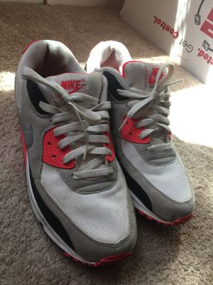 Nike AirMax 90 infrared for Sale in Fairfax, VA