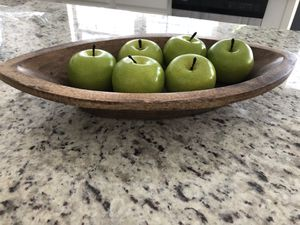 Wooden Decorative bowl for Sale in Apex, NC