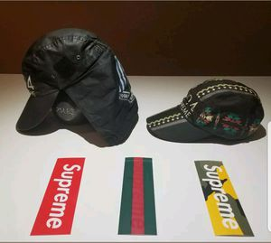 31bcfd8d Vintage Supreme Hats. Circa 2006 & circa 2008. Great collectables both  waterproof!! for Sale in New York, NY - OfferUp