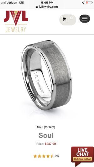 Men's wedding ring Size 9.5 for Sale in Scottsdale, AZ