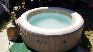 Intex spa for Sale in Los Angeles, CA