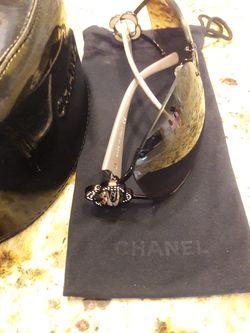 Chanel Sun glasses Thumbnail