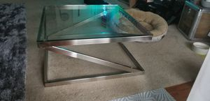 Square coffee table for Sale in Frederick, MD