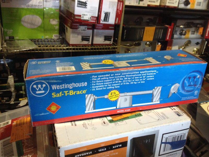 Westinghouse safe T brace